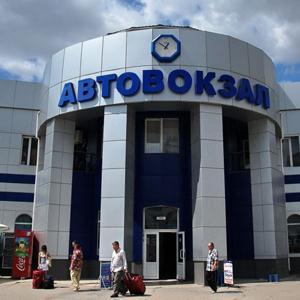 Автовокзалы Новопавловска