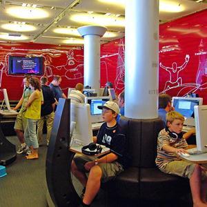 Интернет-кафе Новопавловска