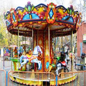 Парки культуры и отдыха Новопавловска