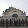 Железнодорожные вокзалы в Новопавловске