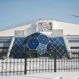 Спортивные комплексы Новопавловска