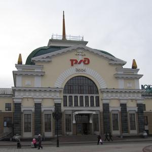 Железнодорожные вокзалы Новопавловска
